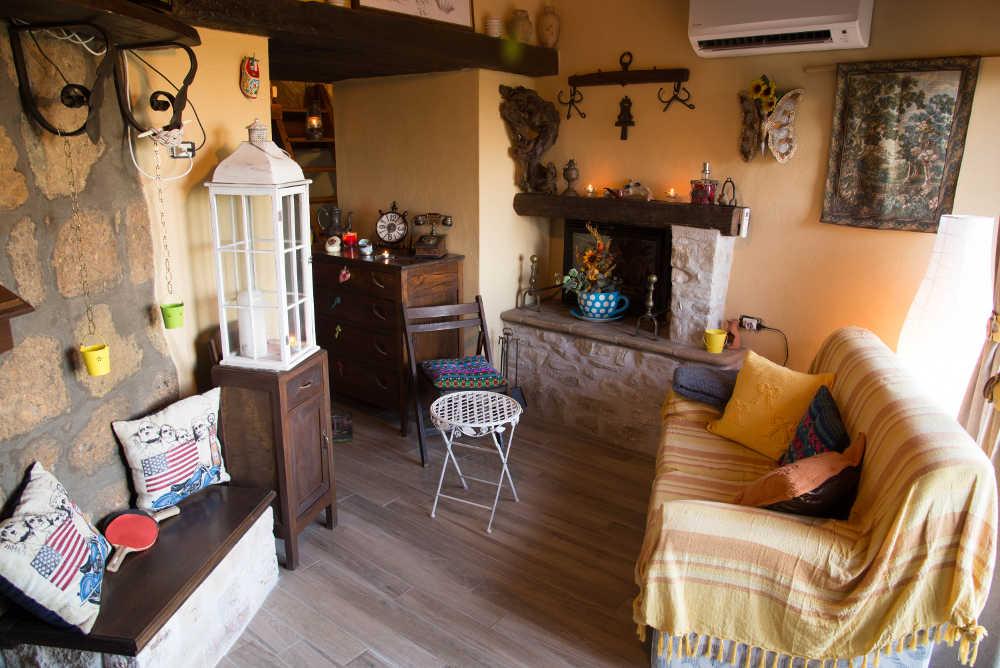 L Angolo Del Relax.Il Salotto